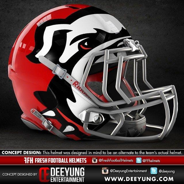 concept football helmets - Google Search