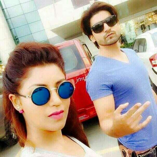 Gurmeet Choudhary and debina choudhary