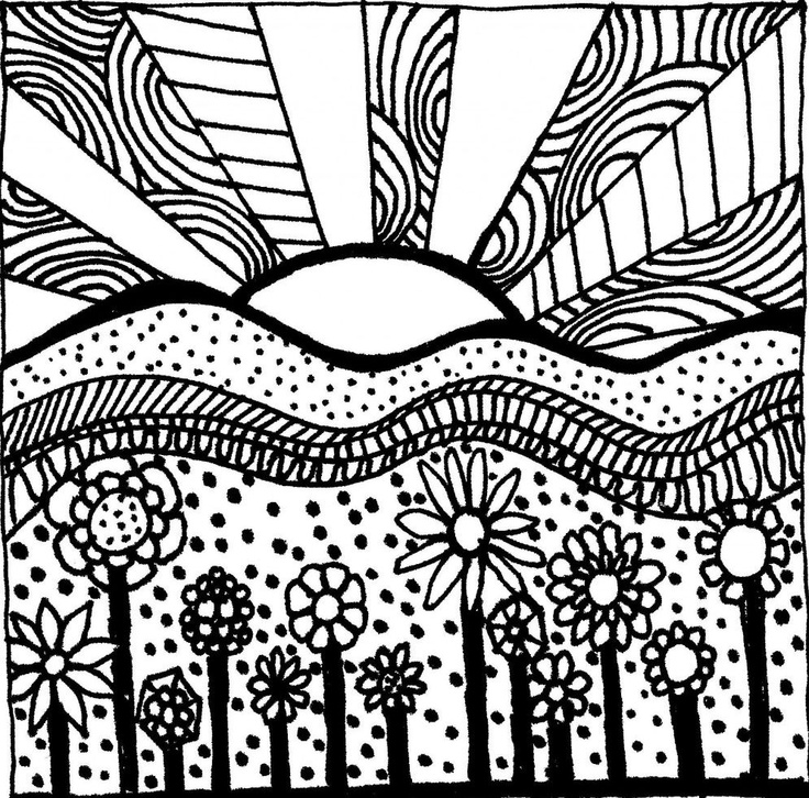 32 best mandalas images on Pinterest Coloring pages, Coloring for