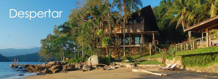 ::Estrela da Ilha:: Ilha Grande, Brasil, Pousada, Eco Turismo #travel #trip #brazil #beach #hotel
