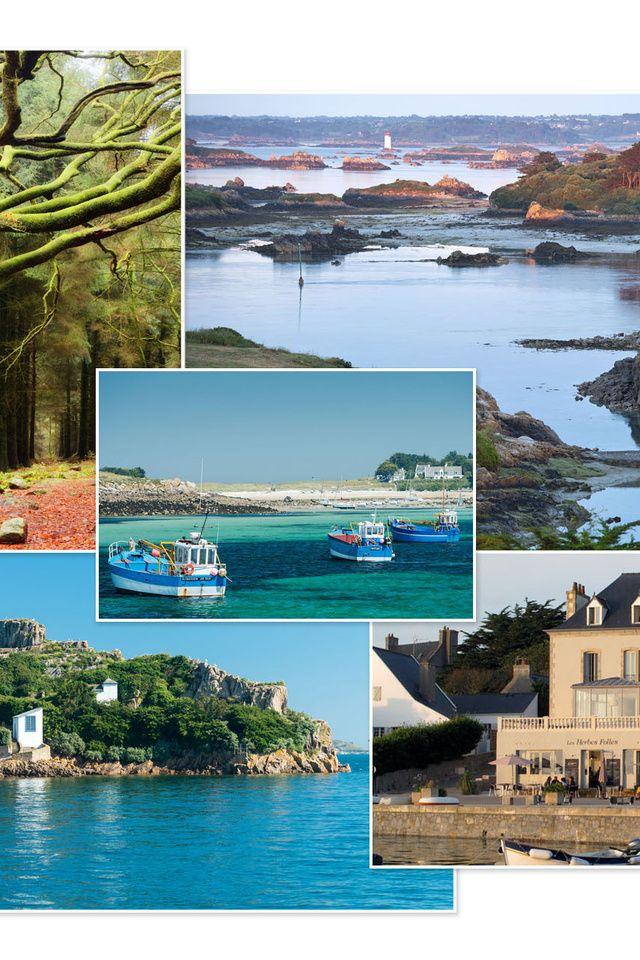 Pour fouler des terres légendaires : la Bretagne