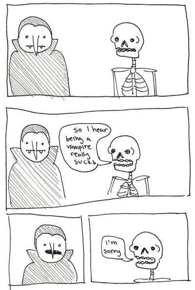 hope this strikes your ~funny bone~ - Imgur