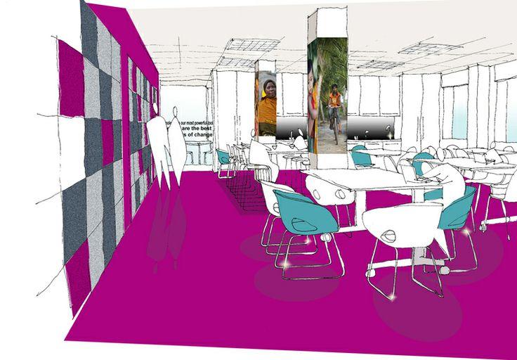 VSO, London, 2013. Design&Illustration by Laura Ramón Frontelo