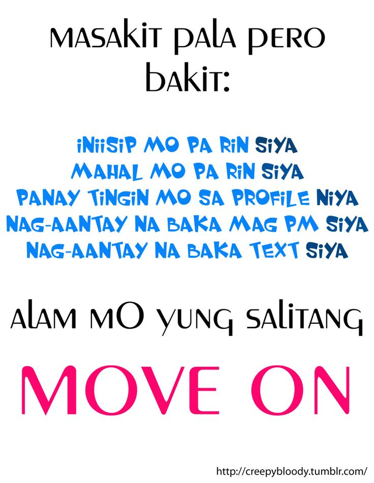 Hugot And Love Quotes About Tagalog Relationships