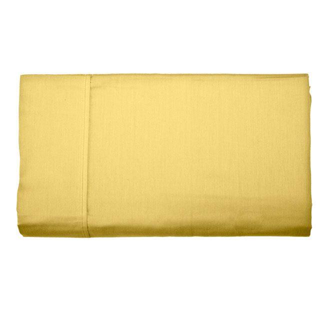 jane-barrington-260thc-cotton-flat-sheet-sunshine-yellow