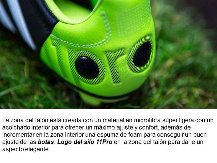 Bota adidas adipure 11Pro TRX FG - Deportesmena.com (+lista de reproducc...