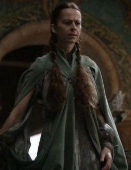Kate Dickie as Lysa Arryn, Game of Thrones Season 1
