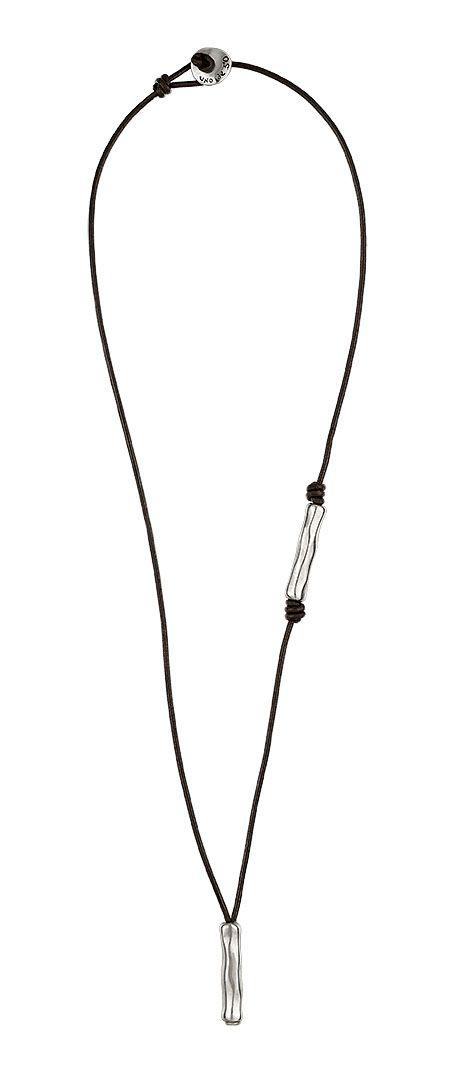 """Necklace """"Qué palo"""": http://www.unode50.com/es/tienda/formentera/que-palo"""