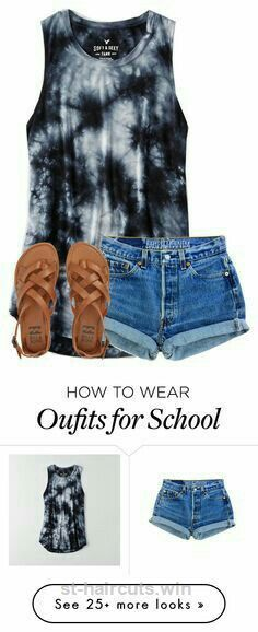 Neat 12 best summer college outfits for girls  The post  12 best summer college outfits for girls…  appeared first on  ST Haircuts .