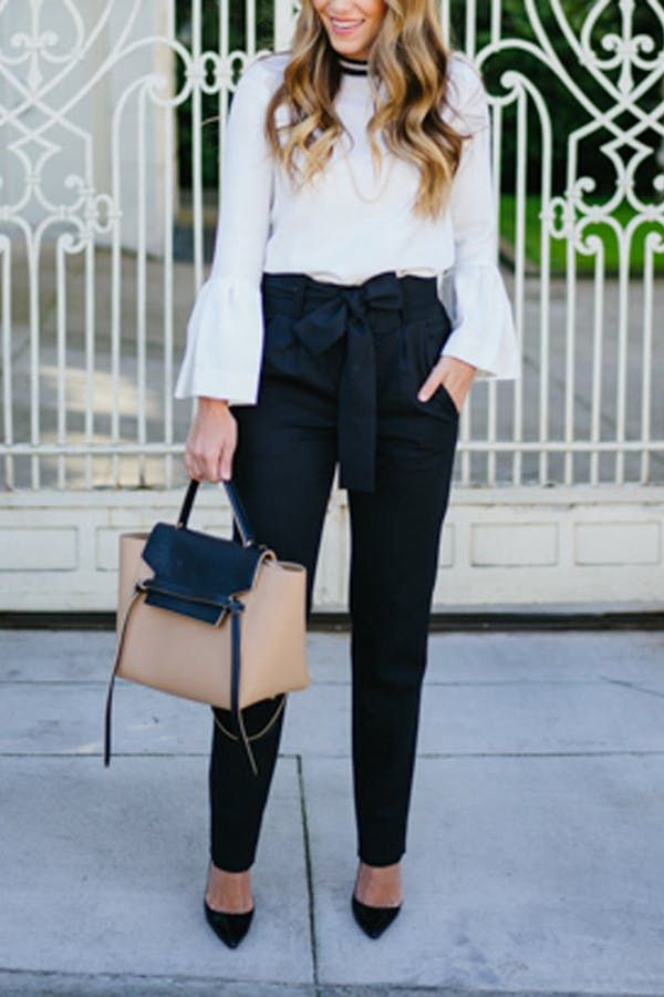 The Best Business Casual Outfits for Women via @PureWow