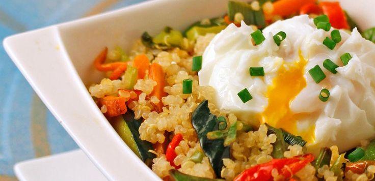 Da delicati aperitivi a secondi piatti strutturati, le ricette vegetariane con la quinoa sapranno rendere i vostri pranzi e le vostre cene, momenti di insuperabile gusto.