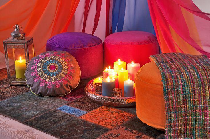 So schön #orientalisch geht´s mit unserer #Inspirationreihe 1001 NACHT http://www.hoeffner.de/inspirationen