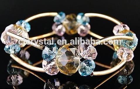 Resultado de imagen para pulseras cristal