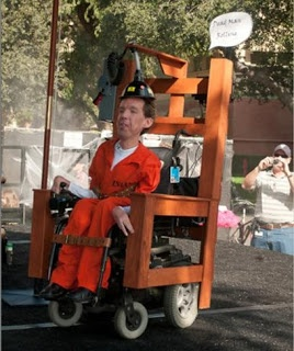 costume ideas built around wheelchairs