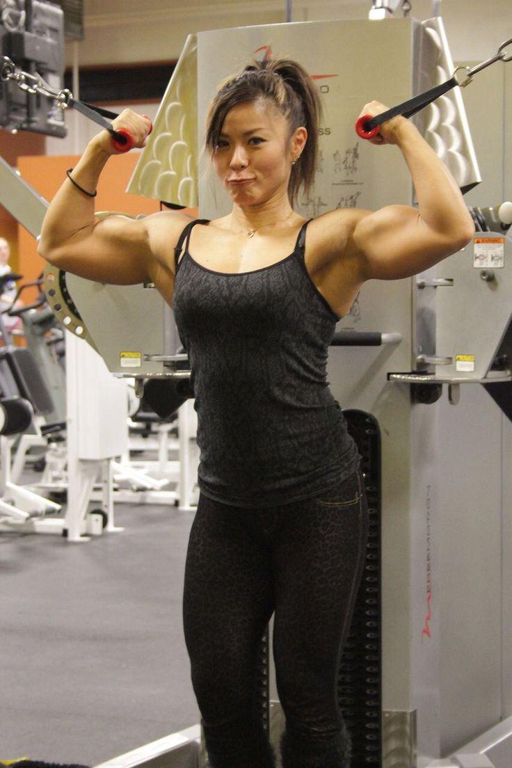 Tomoko Kanda | Fit females, and athletes | Pinterest