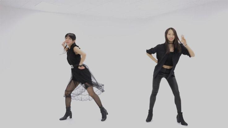 【やっこ×まりやん】フラジール 踊ってみた【オリジナル振付】