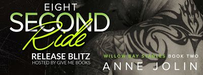 Twin Sisters Rockin' Book Reviews: Release Blitz: Eight-Second Ride by Anne Jolin @au...