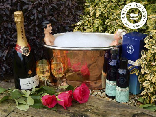 Win a mini copper bath hamper! Follow the link to enter!