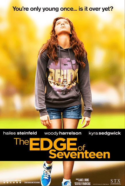 Watch The Edge of Seventeen (2016) for Free in HD at http://www.streamingtime.net/movie.php?id=97