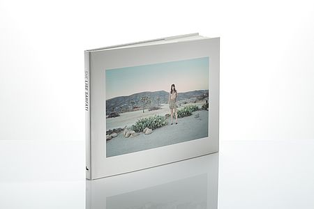 LISE SARFATI // PICTURE BOOK »SHE« – printed on phoenixmotion xantur, 170 g/qm