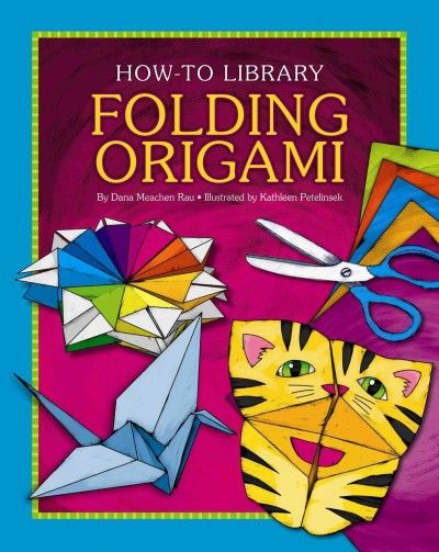 Young readers learn how to create fun origami sculptures.