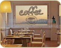 Vinilos Decorativos para Cocina 18 | Coffee http://vinilosdecorativosmx.com/vinilos-para-pared/vinilos-de-cocina