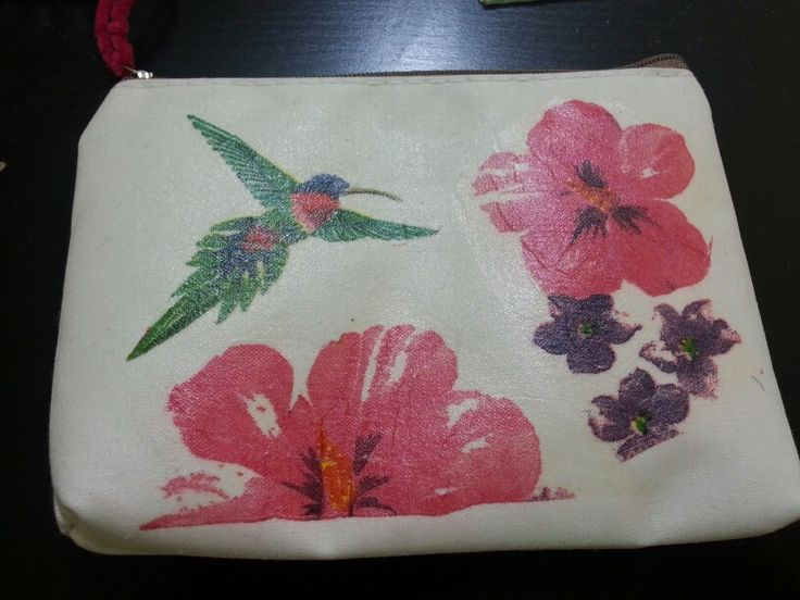 Decoupage pouch  by shermaine 2