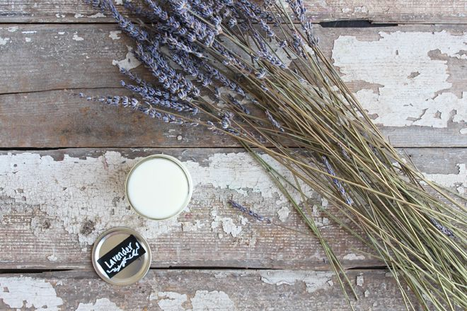 Natural Beauty Series // DIY Lavender Deodorant // nutritionstripped.com