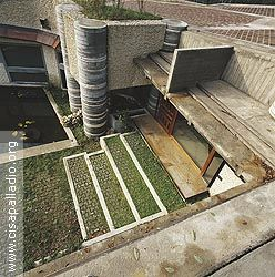 Fototeca CISA Scarpa - foto CS001535 - Casa Ottolenghi