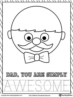 31 best Fatheru0027s Day Resources images on Pinterest Parentsu0027 day - new coloring pages i love you daddy
