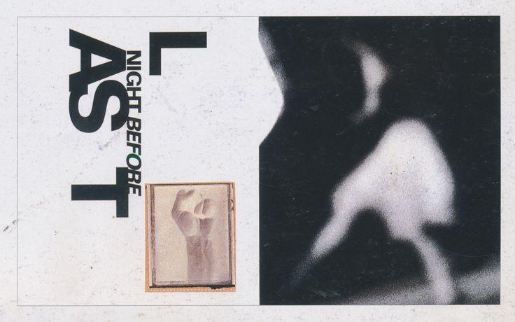 David Carson (designer), Night Before Last feature, 1991