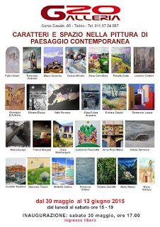 Eventi d' Arte: Caratteri e spazio nella pittura di paesaggio neoc...