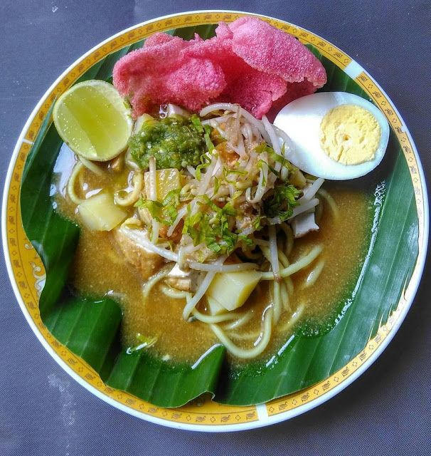 Resep Mie Rebus Medan Resep Masakan Makanan Dan Minuman Masakan Simpel