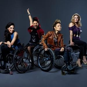Luv the way Push Girls are marketed! Great directing! | Editorial Styling: People with disabilities | Pinterest | TVs, Life and People