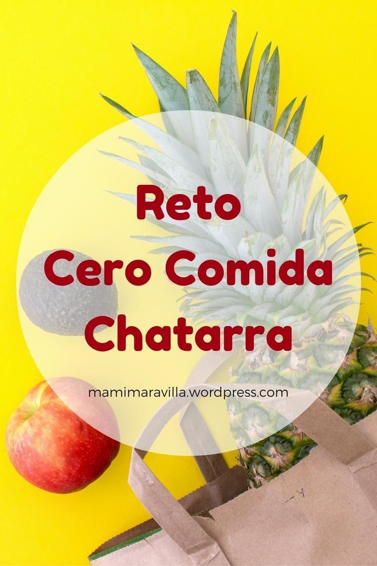 Reto Cero Comida Chatarra | Fabi Maravilla