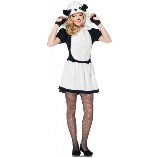 1000 images about panda costumes on pinterest jersey dresses in china and halloween - Panda team leader costume ...