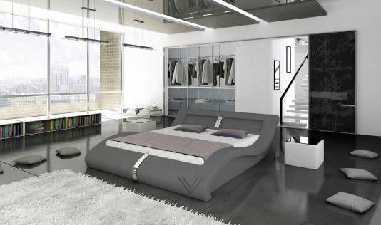 Designerskie łóżko Malibu