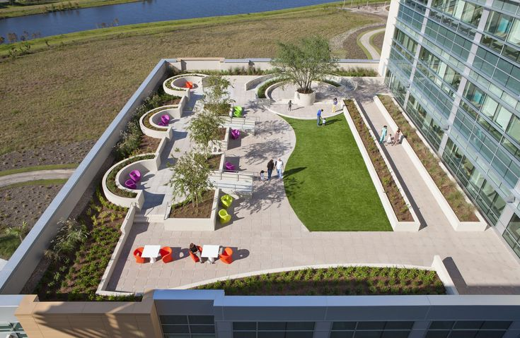 Gallery of Nemours Children's Hospital / Stanley Beaman & Sears - 21