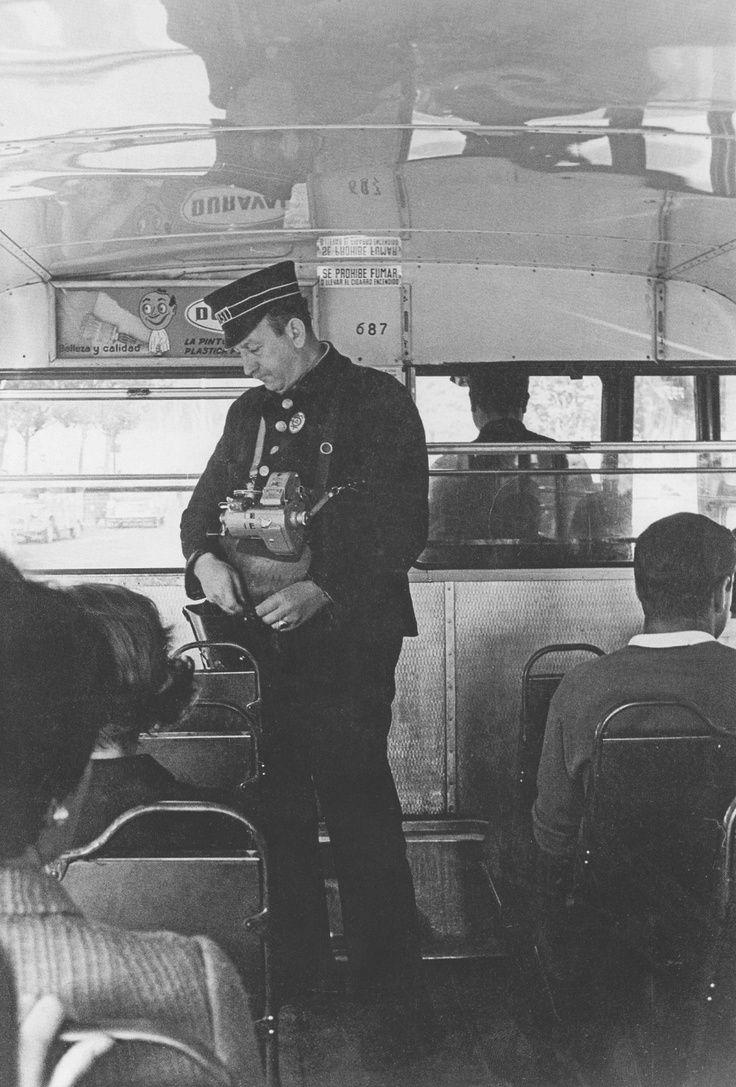 Cobrador de autobús