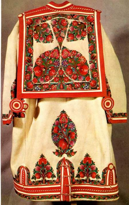 Hungarian traditional dress