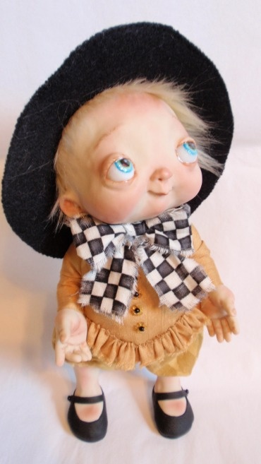 Denise Bledsoe...this is just weird...who would want a doll like this?