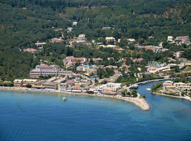 Messonghi village - Corfu