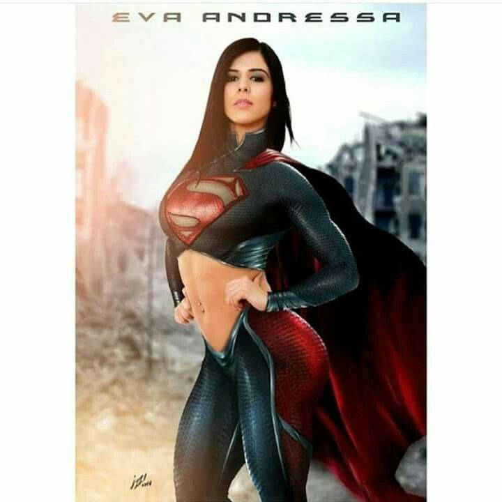 Eva andressa #supergirl #musa #fitness   HDBodys-GYM ...