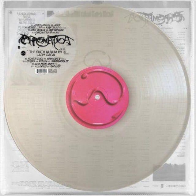 Lady Gaga Chromatica Vinyl Record In 2020 Vinyl Vinyl Records Lady Gaga