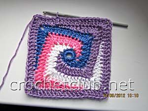 Knitted Granny Square Patterns : Best 25+ Knitting squares ideas on Pinterest Knitted bunnies, How little we...