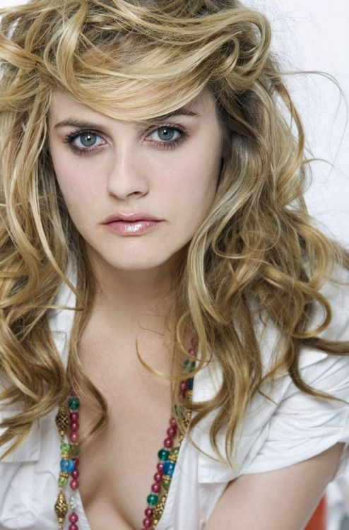 I'm liking Andrea Behan played by Alicia Silverstone