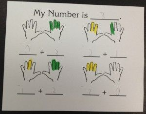 How Can We Help Kindergarteners and First Graders Understand Composing and Decomposing Numbers Using Their Hands? – Part Two