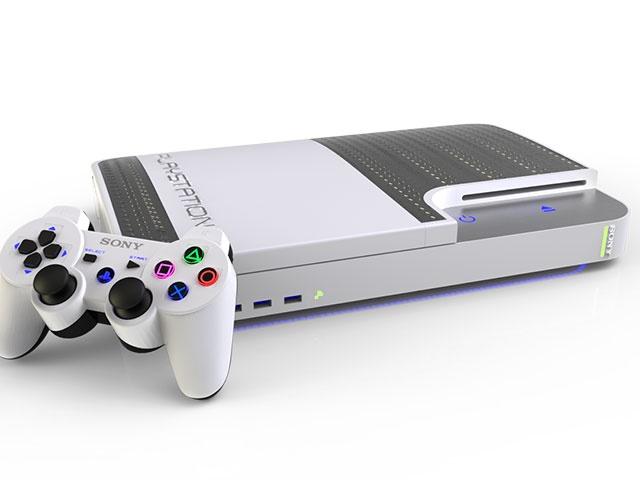 ¿Acaso será así? Recuerden que pueden enviar sus diseños a ENTER.CO de cómo creen que sería el PlayStation 4. Encuentren las instrucciones haciendo clic en la imagen.
