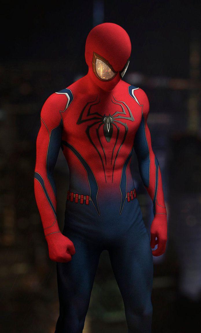 Spider-Man C2 by SanyLebedev.deviantart.com on @DeviantArt