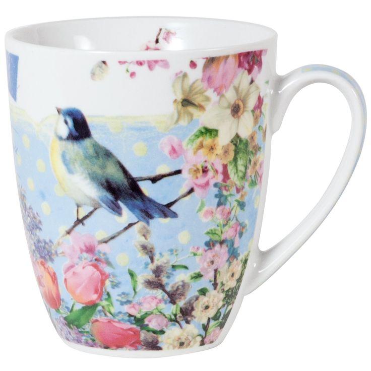 34 best bird mugs images on Pinterest | Mug, Mugs and Cups